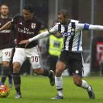 Milan-Udinese 1-1, voti e tabellino: la traversa ferma i rossoneri, terzo posto lontano