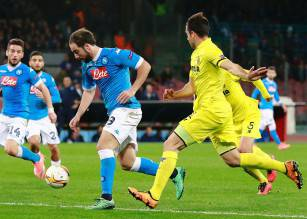 Napoli - Villareal / Getty Images