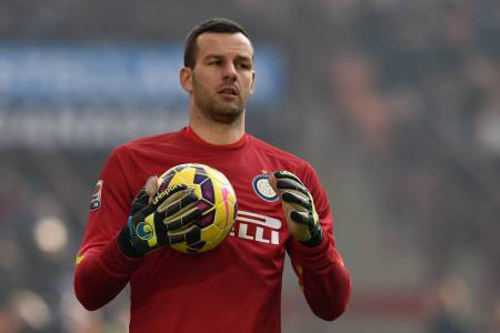 Handanovic © Getty Images