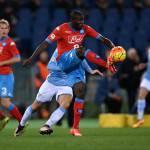 Lazio-Napoli, Irrati interrompe la sfida per cori razzisti