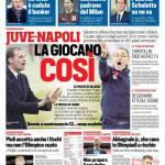 Corriere dello Sport – Juve-Napoli la giocano così