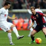 Calciomercato Inter: duello con la Roma per l'argentino Ansaldi