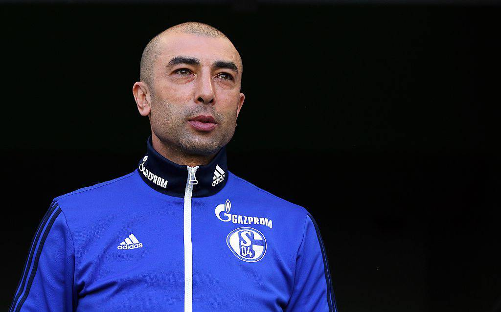 Di Matteo Schalke 04 Bundesliga