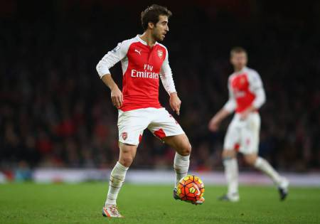 Mathieu Flamini - Getty Images