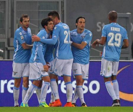 Lazio festa © Getty Images