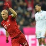 Calciomercato Bayern, Robben: 'Rinnovo? C'è la volontà mia e del club'