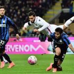 Inter-Bologna, doppio ko: Icardi e Destro out