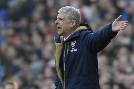 Wenger © Getty Images