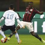 Milan-Lazio 1-1, voti e tabellino: Bacca risponde a Parolo