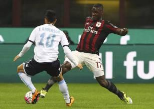 Voti Milan-Lazio