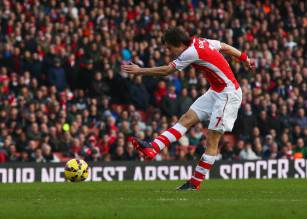 Tomas Rosicky - Getty Images