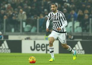 Chiellini © Getty Images