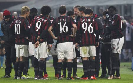 Confalonieri sul Milan