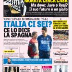 Gazzetta dello Sport – Italia ci sei? Ce lo dice la Spagna