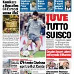 Corriere dello Sport – Juve tutto su Isco