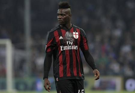 Mario Balotelli / Getty Images