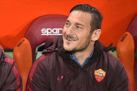 Francesco Totti / Getty Images