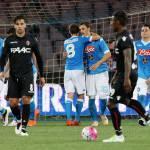 Napoli-Bologna 6-0, voti e tabellino: tutto facile per Sarri, goleada azzurra