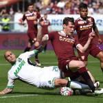 Torino-Sassuolo 1-3, voti e tabellino: Di Francesco rovina la festa a Ventura
