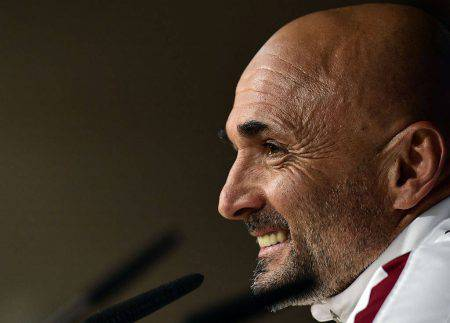 Luciano Spalletti / Getty Images