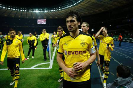 Mats Hummels / Getty Images