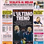 Gazzetta dello Sport – L'ultimo treno
