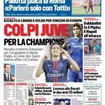 Corriere dello Sport – Colpi Juve per la Champions