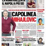 Corriere dello Sport – Capolinea Mihajlovic