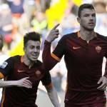 Calciomercato Inter: Mancini vuole Dzeko, Icardi in giallorosso?