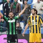 Sassuolo-Verona 1-0, voti e tabellino: Di Francesco sente odore di Europa