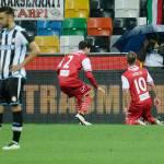 Udinese-Carpi 1-2, voti e tabellino: Di Natale saluta dal dischetto