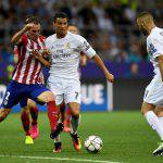 Real Madrid-Atletico Madrid 1-1 (6-4 d.c.r), voti e tabellino: Ronaldo non convince, Carrasco super