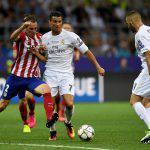 Real Madrid-Atletico Madrid 1-1 (6-4 d.c.r), voti e tabellino: Ronaldo non convince, Carrasco super