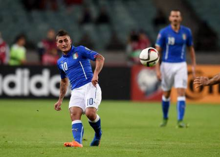 Verratti Getty Images