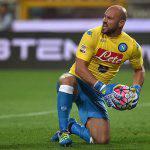Calciomercato Napoli: il Liverpool vuole riportare Reina in Premier