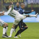 Sassuolo-Inter 3-1: Politano show, Murillo imbarazzante