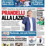 Corriere dello Sport – Prandelli alla Lazio