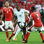 Euro 2016: pareggio tra Francia e Svizzera; Albania corsara