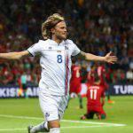 Portogallo-Islanda 1-1: Bjarnason regala un punto storico agli islandesi