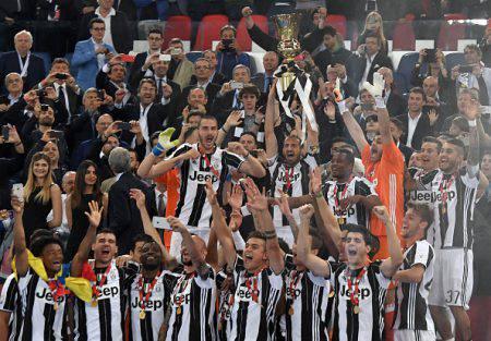 Juventus su Di Francesco