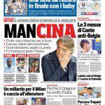 Corriere dello Sport – ManCINA
