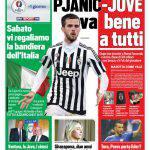 Tuttosport – Pjanic-Juve va bene a tutti