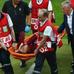 Real Madrid, si allungano i tempi di recupero di Cristiano Ronaldo