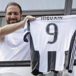 Juventus, Higuain si presenta: 'La Juventus è stata una mia scelta, qui per vincere'
