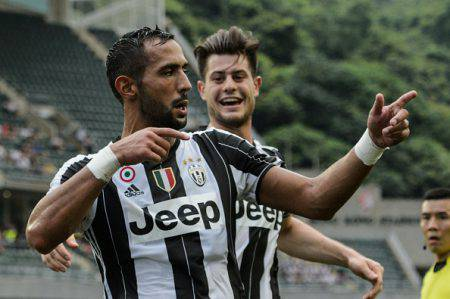 Infortunio Benatia