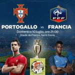 Euro 2016, Portogallo-Francia: le formazioni ufficiali