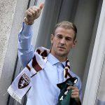 Torino, a rischio il futuro di Joe Hart: ci prova l'Everton