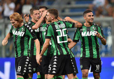 Sassuolo - Lucerna / Getty IMages