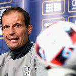 Juventus, Allegri: 'Siamo corti a centrocampo, occhio a Inter, Roma e Napoli'
