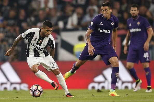 Voti Juventus-Fiorentina